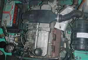 Погрузчик вилочный mitsubishi FD25