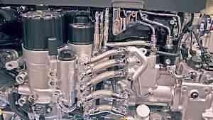 Двигатель детроит