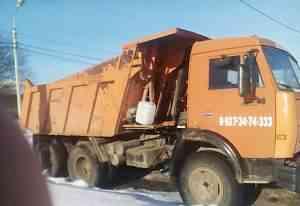 Камаз 55111 2003 года