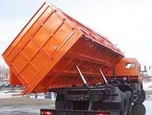 Зерновоз 658901-40M Автомастер 20 кубов Новый