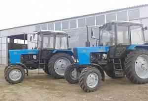 Трактор Беларус 82.1 новые