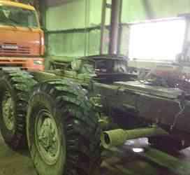 Урал 4320 седельный тягач