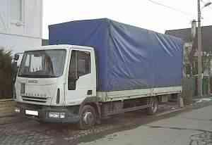 Iveco cargo тентованный / 2.8 / 36 грузовик