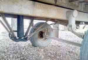 Телега тракторная гидравлическая