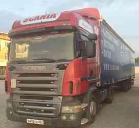 Скания Scania R420 2007г. в