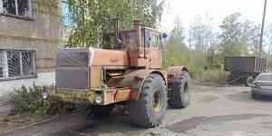 Трактор колесный К-701Р (Кировец)