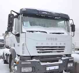 Iveco trakker AT400T38TH