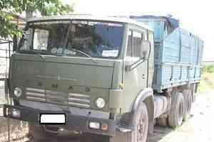 Камаз 5320 - зерновоз