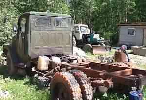 Газ 3307 бортовой грузовик