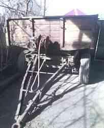 Тракторный прицеп П Т С 4.2