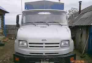 ЗИЛ-бычок 2003