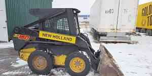 Мини-погрузчик New Holland LS160
