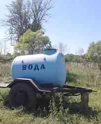 Бочка, цистерна, бак, емкость для воды