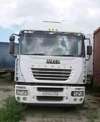Тягач Iveco stralis 440S43 2003 г