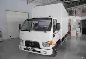 Hyundai (Хендай, Хундай) HD 78 фургон