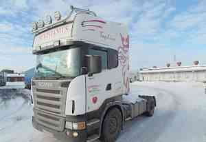 Тягач седельный Скания R420/Scania, 2007года