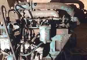 Мотор д240 дизель