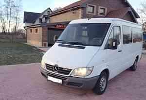Mercedes-Benz Sprinter V2.2D 2004 прассаж. 8 мест