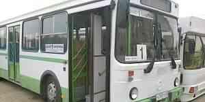 автобус Лиаз 2005 года городского типа