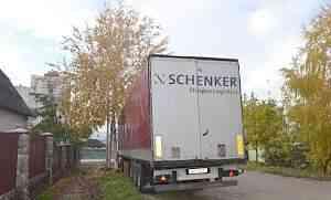 Прицеп Schmitz (штора)