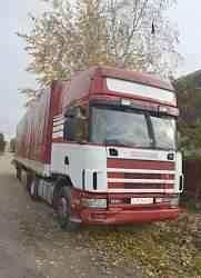 Седельный тягач Scania 114L