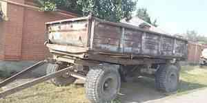 грузовой прицеп