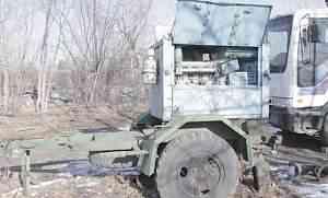 передвижной сварочный агрегат адд-4004
