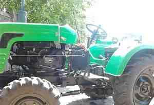 Трактор - навесное оборудование