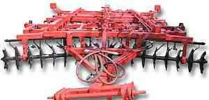 Агрегат комбинированный для минимальной обработки
