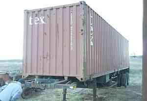 Полуприцеп контейнеровоз чпмаз
