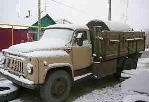 Газ-53 бортовой