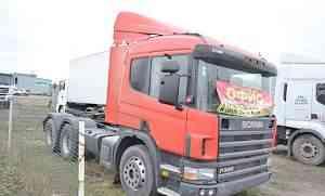 Scania P340 2008г. в, 6х4