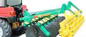 Агрегат почвообрабатывающий апн-1.8