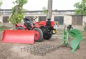 Мини-трактор тз4К-14