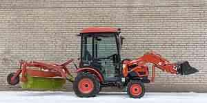 Трактор Kioti CK22H с кабиной 2014 г. в