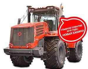 Трактор К-744Р1 комплектация