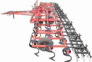 Культиватор полевой широкозахватный кшу-12