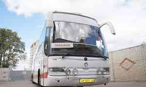 Aвтобус iveco eurorider. 2003 год, В кур