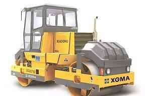 Тандемный дорожный виброкаток xgma XG6071D