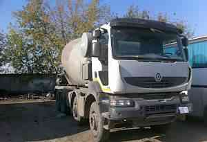 Автобетоносмеситель 12м3 Renault