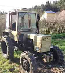 Трактор Т30А-80 полный привод