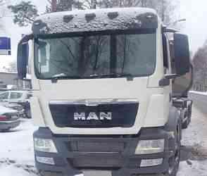 Седельный тягач MAN TGS 33.440, 2013 г
