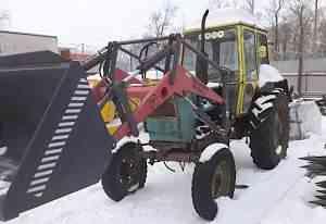 Трактор беларус юмз