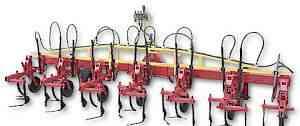 Культиватор навесной для почвы крн-4.2