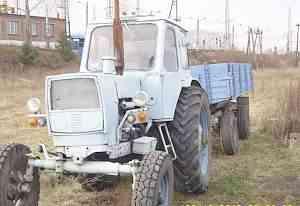 Трактор юмз-6А