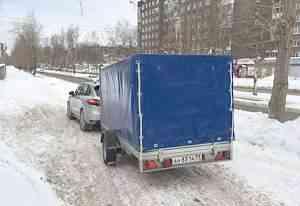 Прицеп для снегоходов