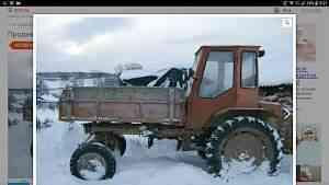 Трактор т -16