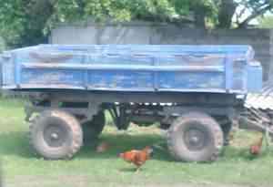 Прицеп тракторный птс-2