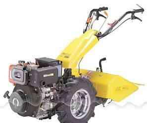 Мотоблок Texas Pro Trac 900 DE