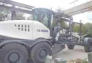 Автогрейдер terex TG 200